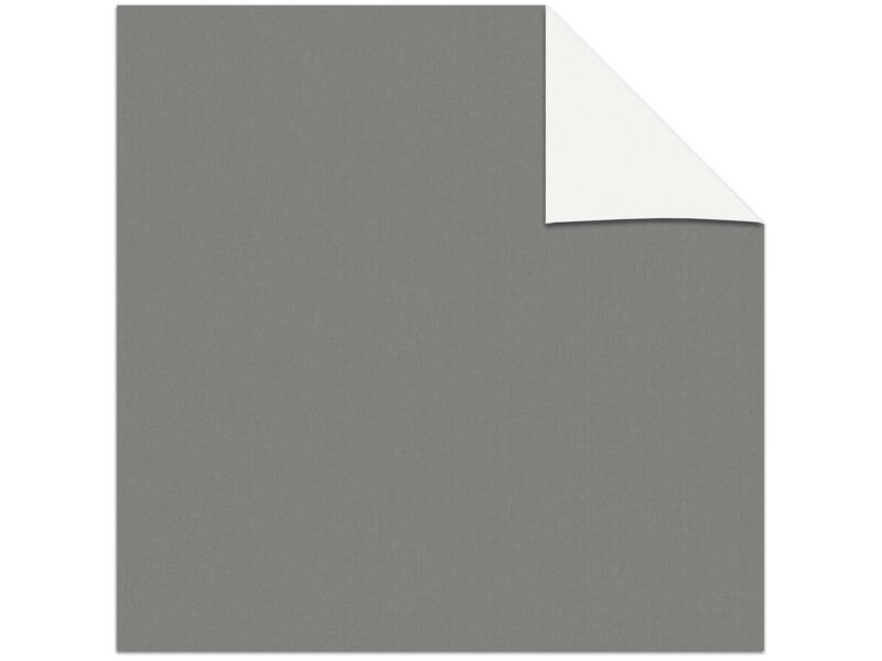Decosol rolgordijn verduisterend dakraam 78x98 cm grijs