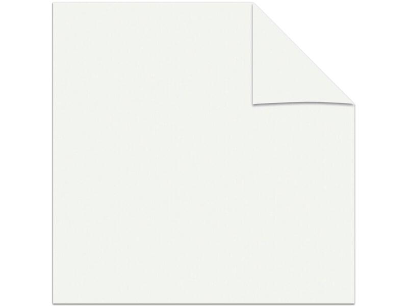 Decosol rolgordijn verduisterend dakraam 78x98 cm wit
