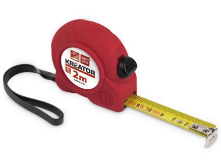 Kreator rolmeter Soft Touch 2m