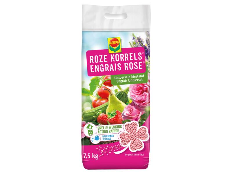 Compo roze korrels universele meststof 7,5kg