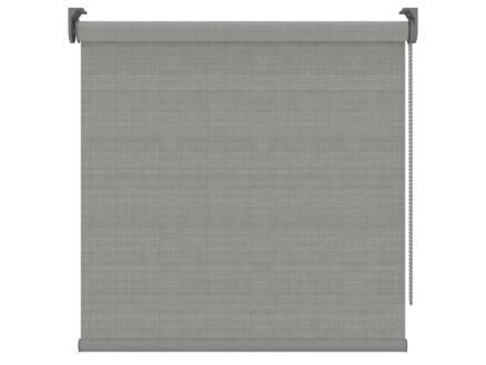 Decosol screen rolgordijn lichtdoorlatend 150x190 cm grijs