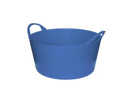 AVR seau de jardin souple 10l bleue