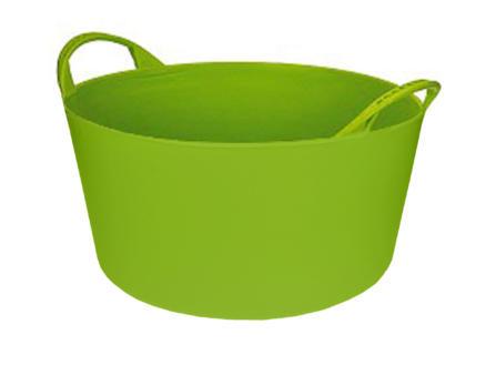 AVR seau de jardin souple 10l vert