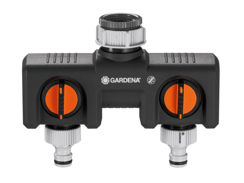 Gardena sélecteur 2 circuits