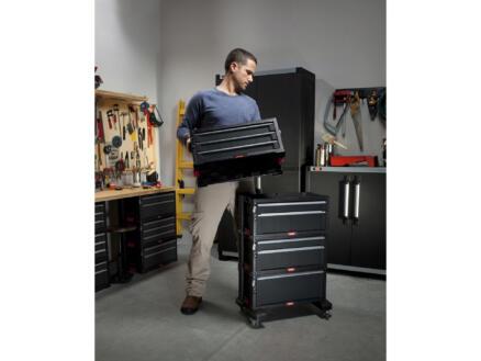 Keter servante d'atelier 7 tiroirs