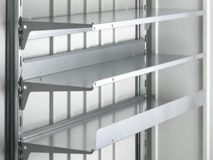 Biohort set d'étagères 72x24,5 cm 2 pièces