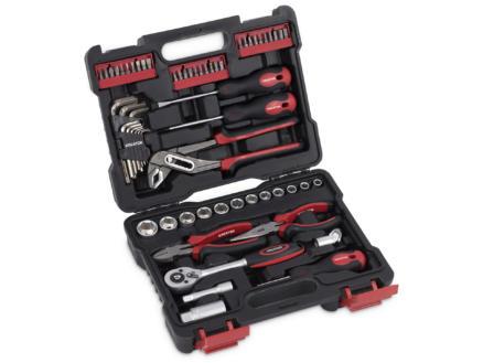 Kreator set d'outils 61 pièces