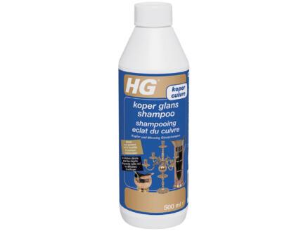 HG shampooing éclat du cuivre 500ml