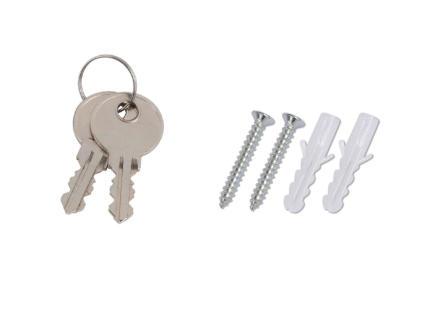 Kreator sleutelkast 20 sleutels