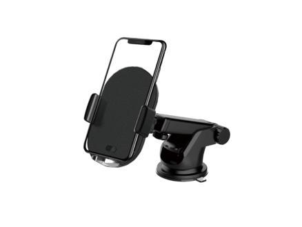 smartphonehouder + autolader draadloos