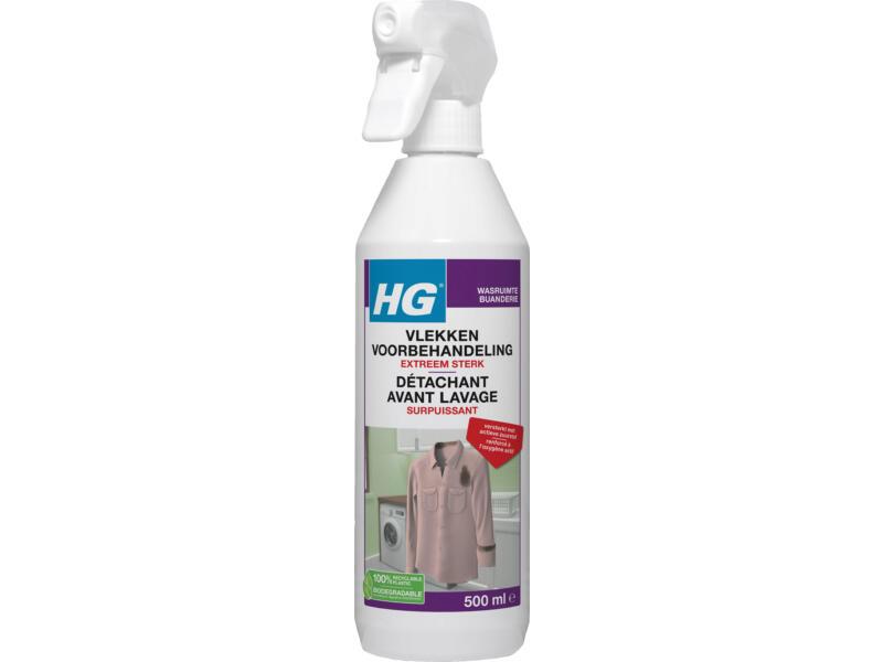 HG spray détachant avant lavage 500ml