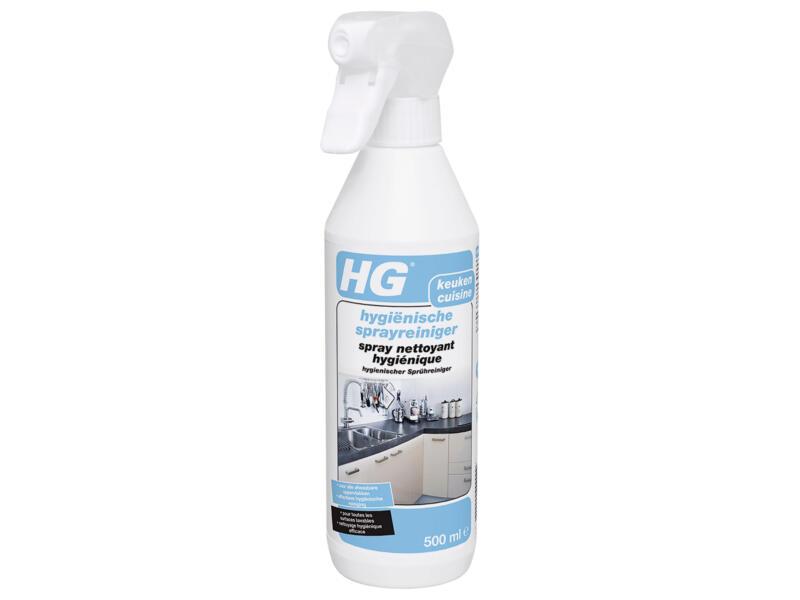 HG spray nettoyant hygiénique 0,5l