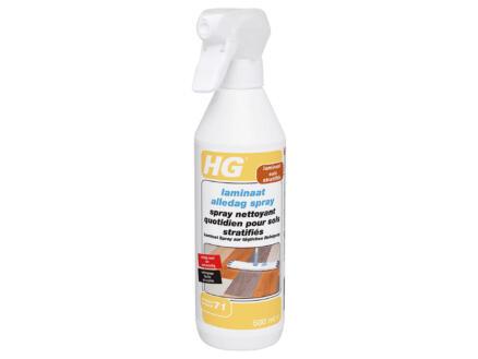HG spray nettoyant quotidien sols stratifiés 0,5l