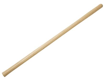 Polet steel voor ronde tuinhamer 98cm hout