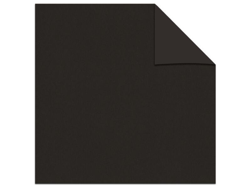 Decosol store enrouleur occultant 120x190 cm brun