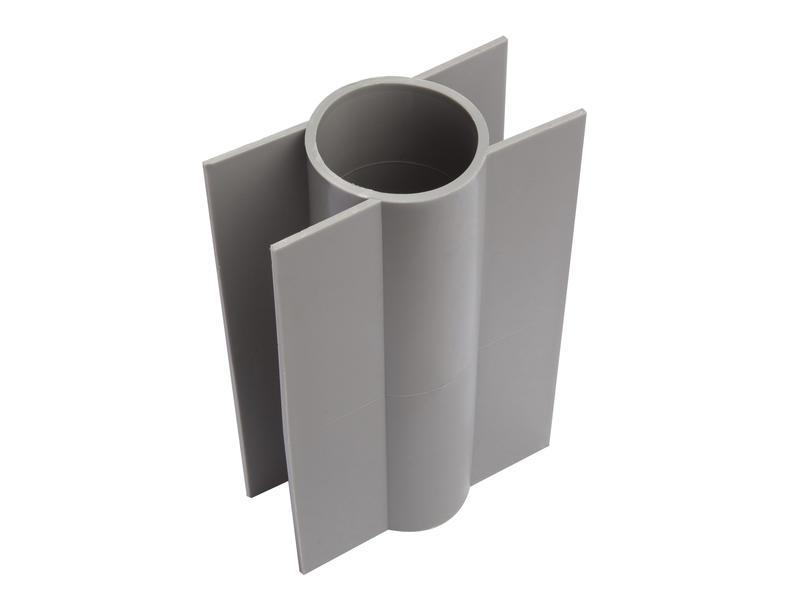 Giardino support plaque de béton 28cm 60mm