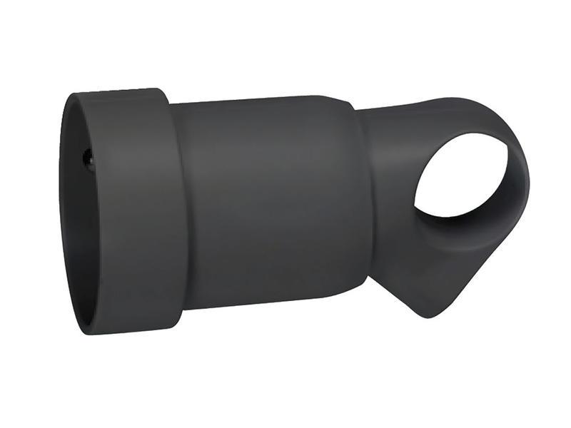 Legrand tegenstekker met oog 16A zwart