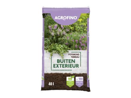 terreau pour plantes d'extérieur 40l