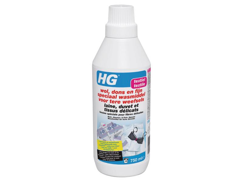 HG textiel wasmiddel 750ml