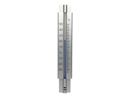 AVR thermomètre extérieur 29cm métal
