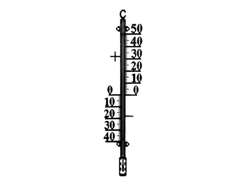 AVR thermomètre extérieur 38cm métal