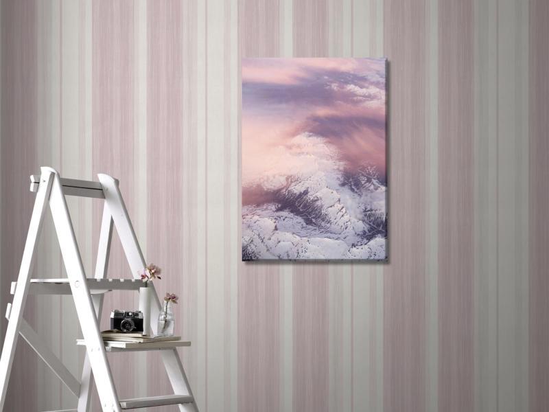 Art for the Home toile imprimée 50x70 cm sommet