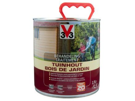 V33 traitement du bois de jardin 2,5l