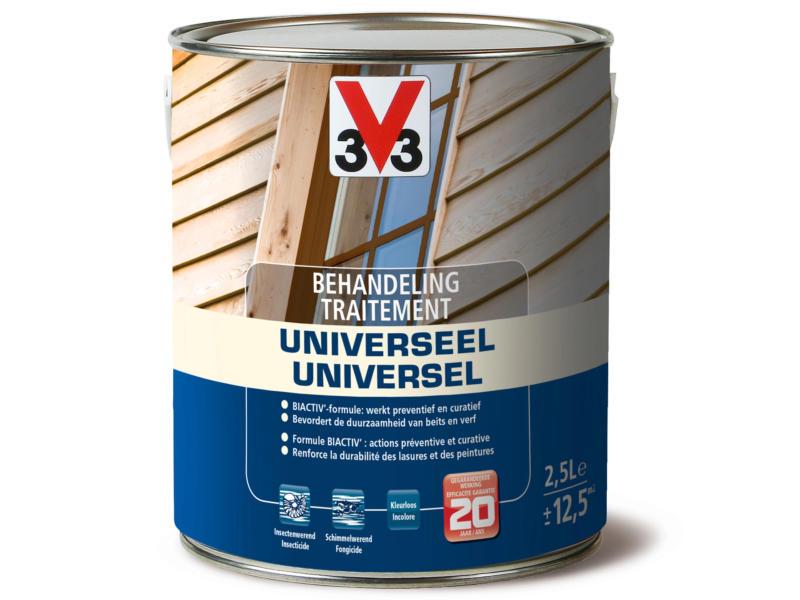 V33 traitement du bois universel 2,5l