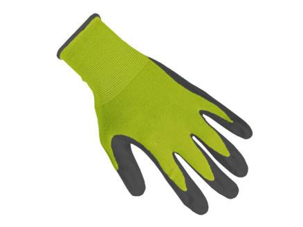 AVR tuinhandschoenen L latex groen