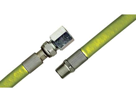 Saninstal tuyau flexible gaz 100cm