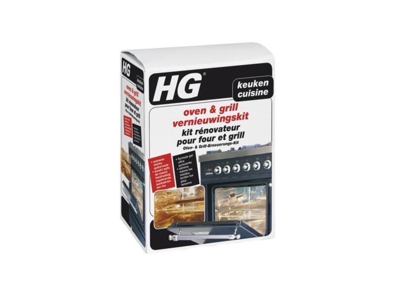 HG vernieuwingskit oven&grill 600ml