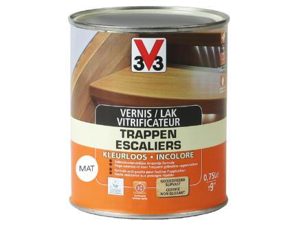 V33 vernis / lak trappen mat 0,75l kleurloos
