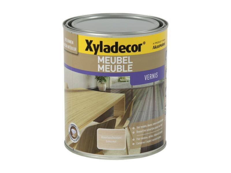 Xyladecor vernis meubel sneldrogend mat 1l kleurloos