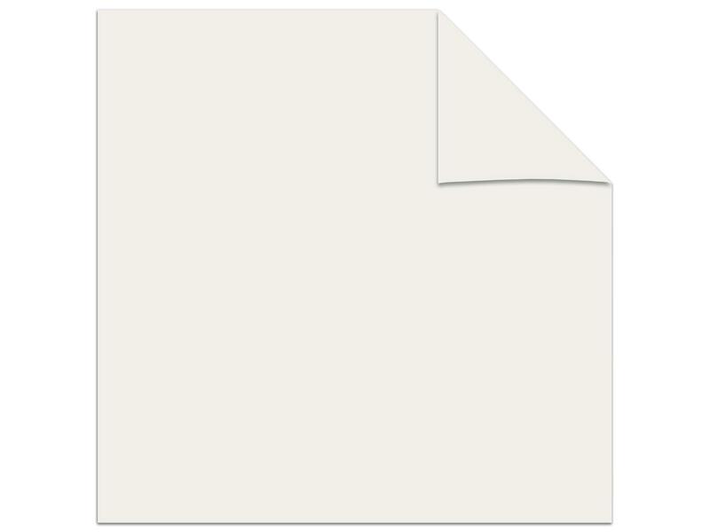 Decosol verticale lamellen verduisterend 89mm 250x180 cm wit