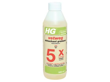 HG vetweg keuken 500ml navulling spray