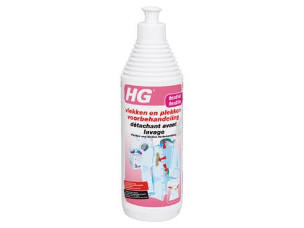 HG vlek voorbehandeling 0,5l textiel