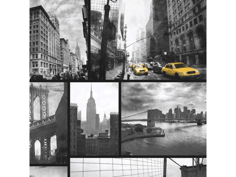 Superfresco Easy vliesbehang New York