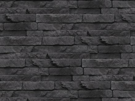 Superfresco Easy vliesbehang Odysee zwart