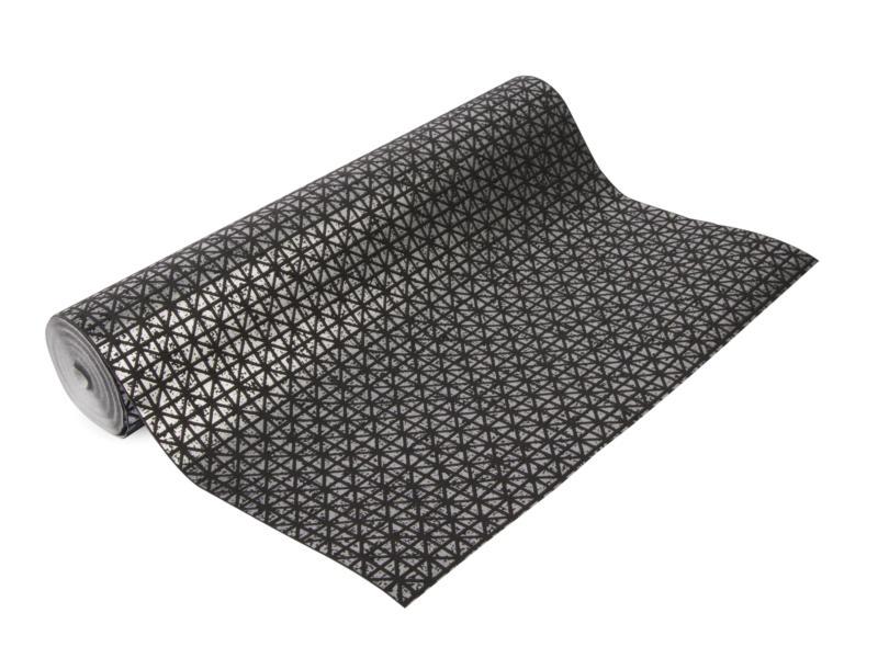Superfresco Easy vliesbehang Optical zwart