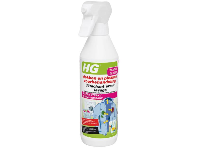 HG voorbehandelingsspray vlekken&plekken 500ml