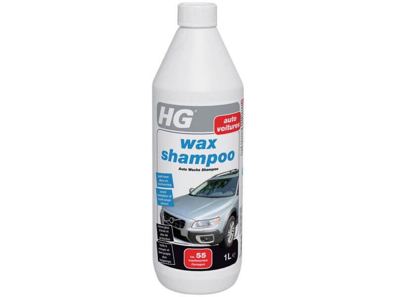HG wax shampoo 1l